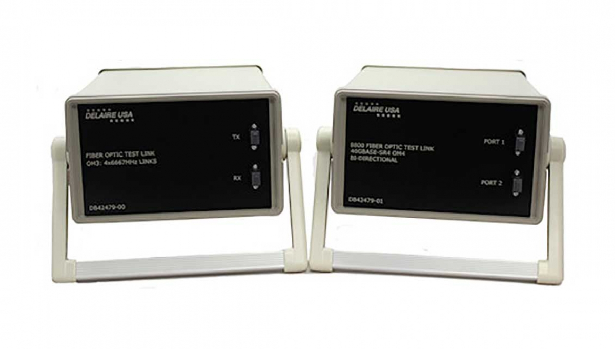 Delaire USA launches bidirectional multi-mode test links for 40G and 100G systems.