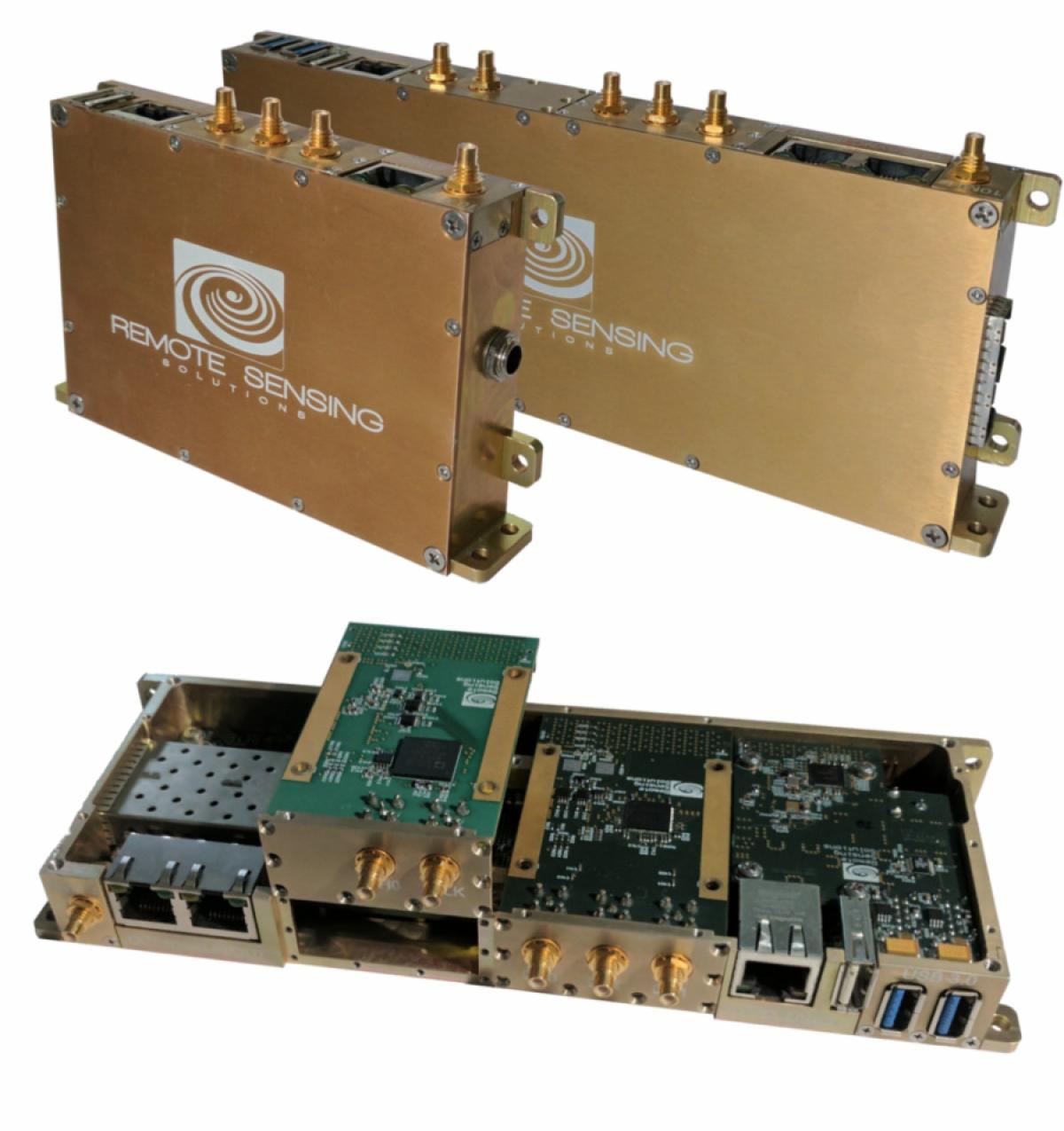 Digital Radar Subsystem Modules Are SWAP+C Optimized