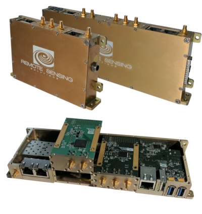 Digital Radar Subsystem Modules Are SWAP+C Optimized